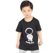 极装2017SS儿童凡米粒小小宇航员系列T恤